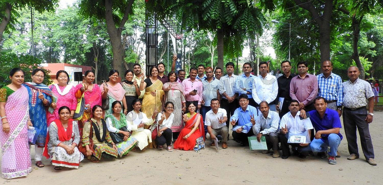 Scalability & Sustainability of a Life Skills Training Enterprise !!